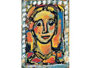パナソニック汐留美術館コレクション  ジョルジュ・ルオー展  -心に響く魂の色彩-
