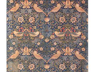 ウィリアム・モリス  英国風景とともにめぐるデザインの軌跡