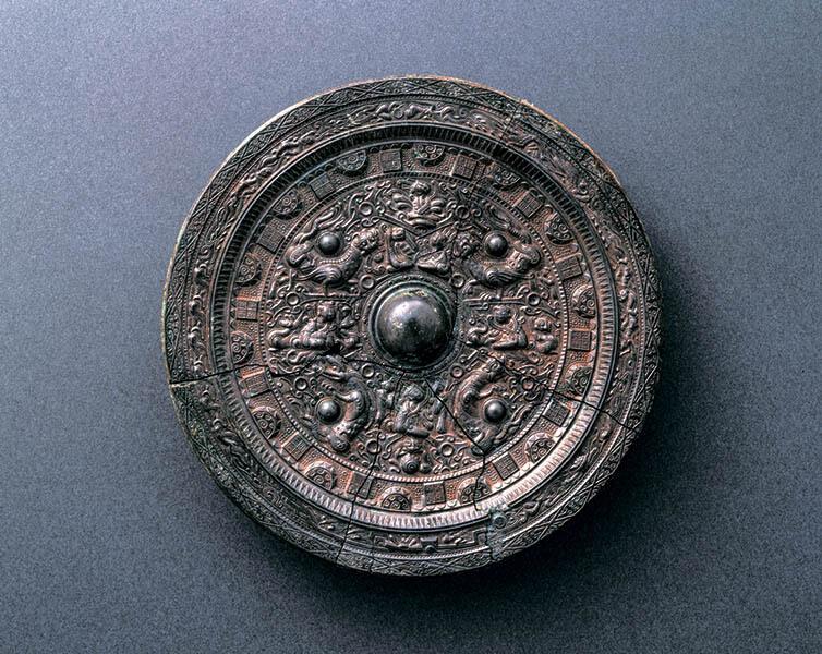 日本書紀成立1300年 特別展「出雲と大和」 東京国立博物館-9
