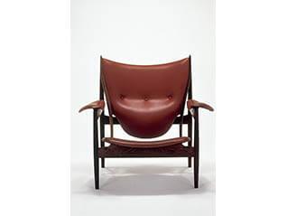 家具の彫刻家 フィン・ユール展