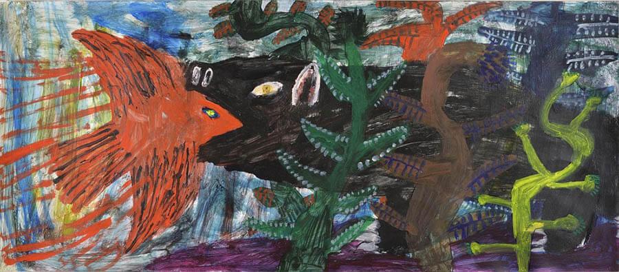 ブラティスラヴァ世界絵本原画展―BIBで出会う絵本のいま うらわ美術館-3