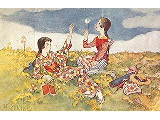アンティーク着物万華鏡 ー大正~昭和の乙女に学ぶ着こなしー