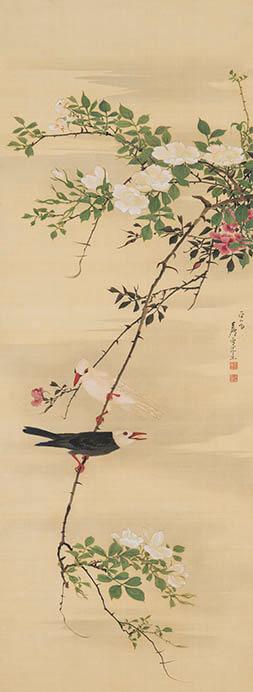 いろトリどり - 描かれた鳥たち 嵯峨嵐山文華館-3