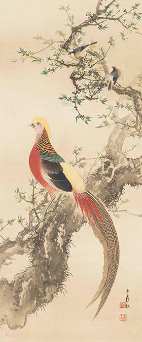 いろトリどり - 描かれた鳥たち 嵯峨嵐山文華館-1