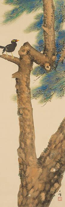 いろトリどり - 描かれた鳥たち 嵯峨嵐山文華館-5