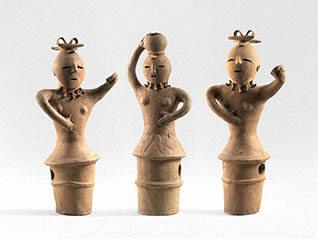 《特別展》DOKI土器!土偶に青銅器展 ―はにわもいっしょに古代のパレード―