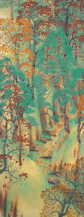 秋季特別展〈改元記念〉名画でふり返る 明治・大正・昭和の日本画 足立美術館-4