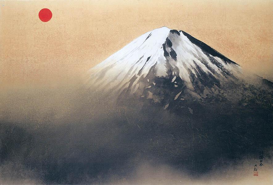冬季特別展 「日本画のテーマ 巨匠が愛した美」 足立美術館-1