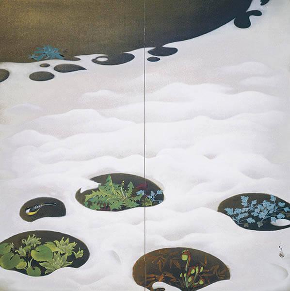 冬季特別展 「日本画のテーマ 巨匠が愛した美」 足立美術館-6