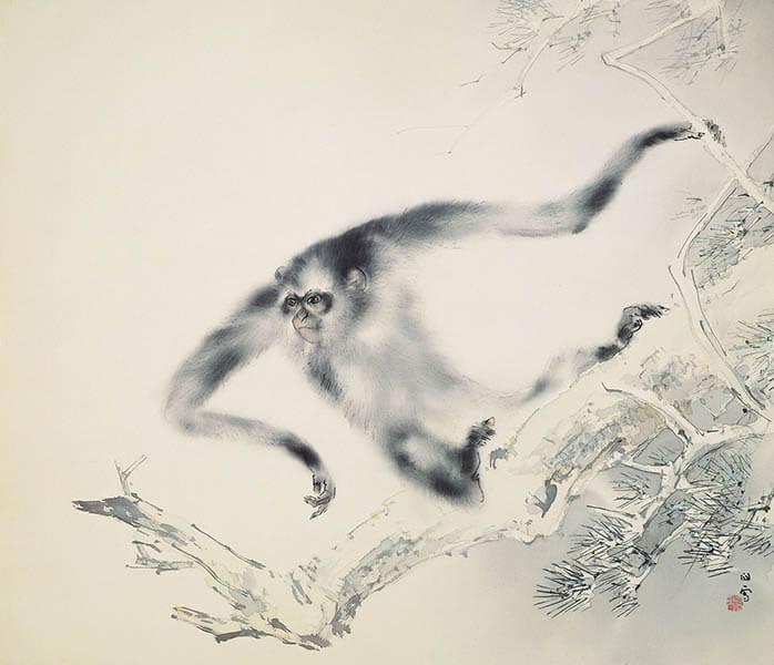 冬季特別展 「日本画のテーマ 巨匠が愛した美」 足立美術館-8
