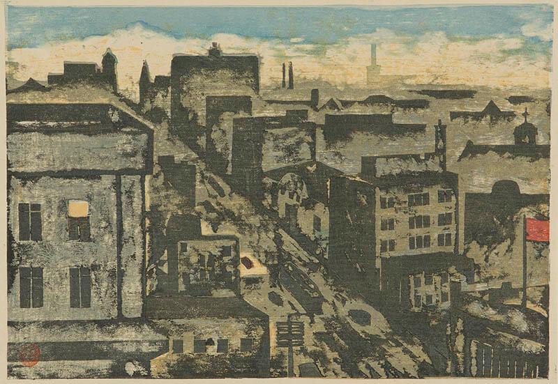 時代の転換と美術「大正」とその前後 和歌山県立近代美術館-4