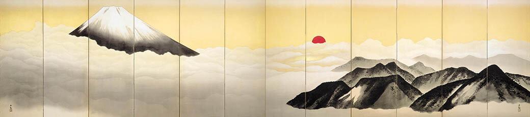 春季特別展「美との出会い −名画に恋して− 足立全康の審美眼」 足立美術館-3