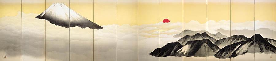 夏季特別展  JAPAN 日本画でみる和の心 足立美術館-2
