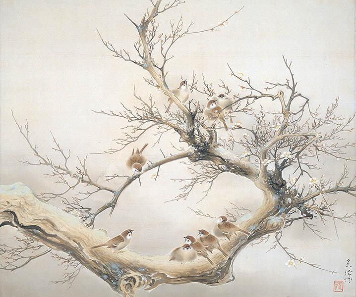 夏季特別展  JAPAN 日本画でみる和の心 足立美術館-3