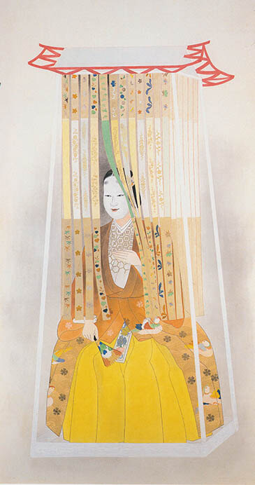 夏季特別展  JAPAN 日本画でみる和の心 足立美術館-5