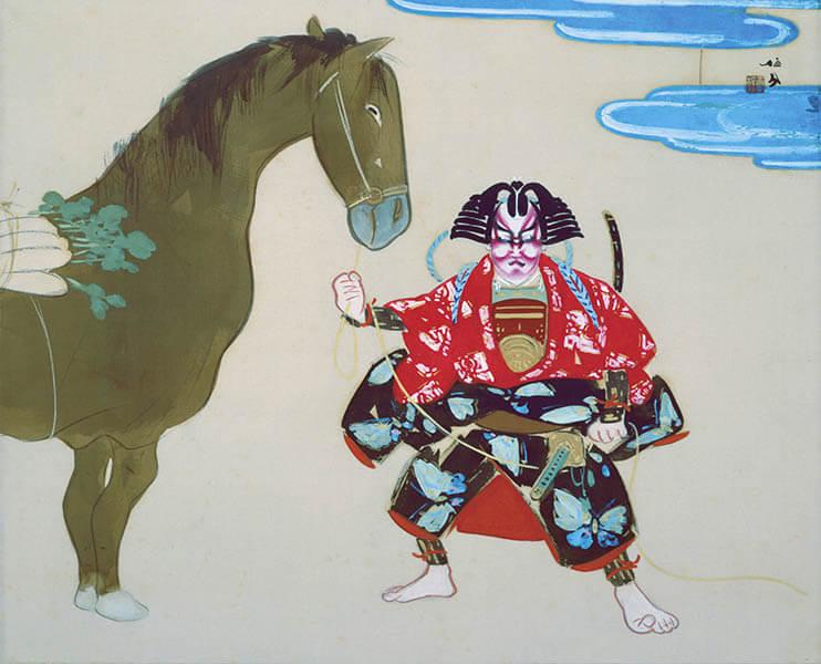 夏季特別展  JAPAN 日本画でみる和の心 足立美術館-6