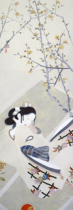 夏季特別展  JAPAN 日本画でみる和の心 足立美術館-7