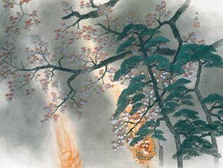 夏季特別展  JAPAN 日本画でみる和の心