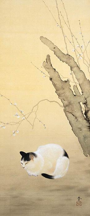 秋季特別展  日本画ベストアーティスト10 とっておきの名画ずらり  足立美術館-4
