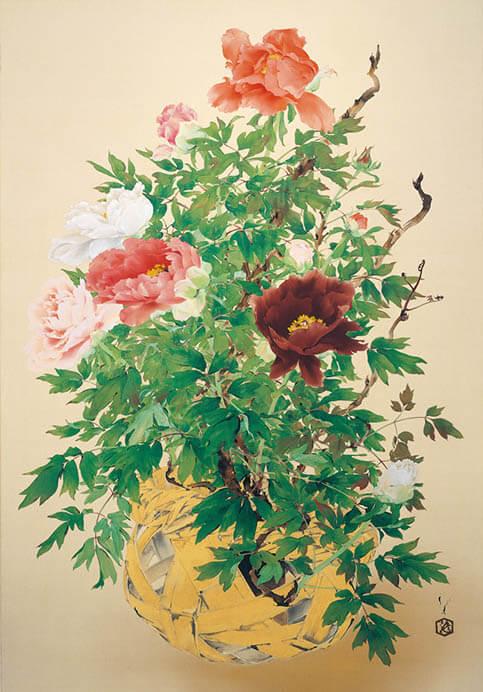 秋季特別展  日本画ベストアーティスト10 とっておきの名画ずらり  足立美術館-7