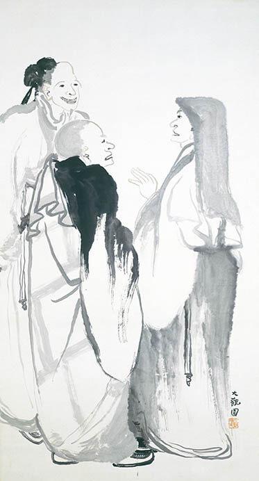 冬季特別展「愛の日本画 あふれる愛情、慈しむ心」 足立美術館-3
