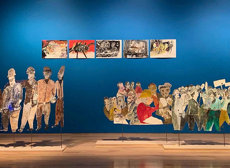 アナザーエナジー展:挑戦しつづける力―世界の女性アーティスト16人 森美術館-1