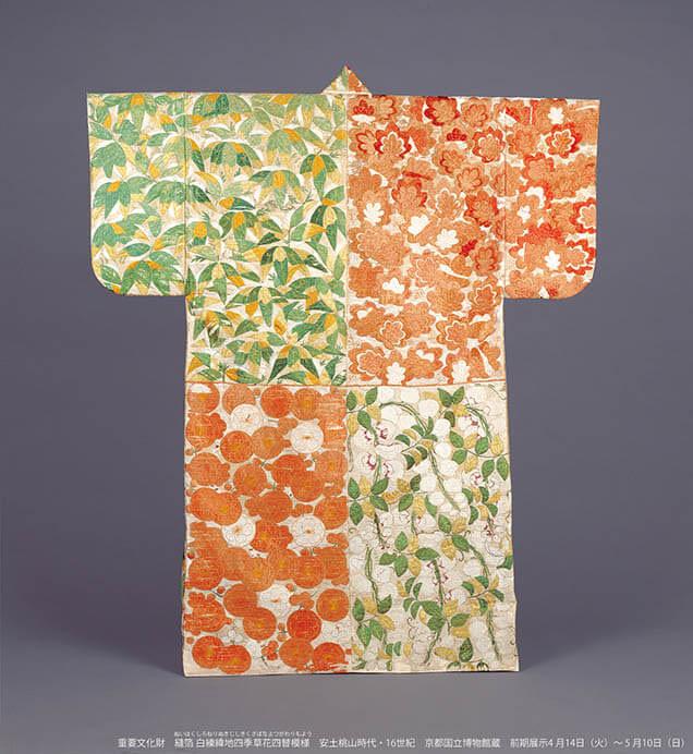特別展「きもの KIMONO」 東京国立博物館-2