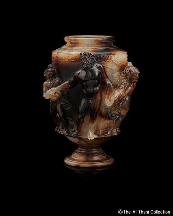 特別展「人、神、自然-ザ・アール・サーニ・コレクションの名品が語る古代世界 -」 東京国立博物館-8