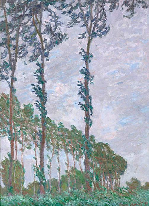 クロード・モネ -風景への問いかけ オルセー美術館・オランジュリー美術館特別企画 アーティゾン美術館-7