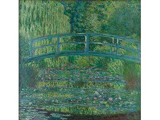 クロード・モネ -風景への問いかけ オルセー美術館・オランジュリー美術館特別企画