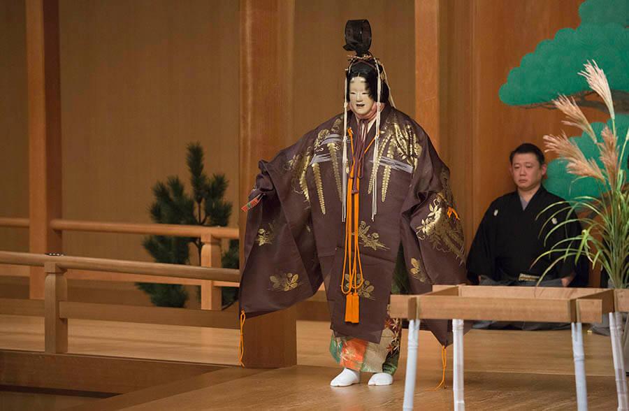 ユネスコ無形文化遺産 特別展 体感! 日本の伝統芸能―歌舞伎・文楽・能楽・雅楽・組踊の世界― 東京国立博物館-3