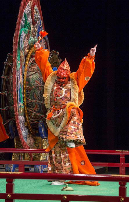 ユネスコ無形文化遺産 特別展 体感! 日本の伝統芸能―歌舞伎・文楽・能楽・雅楽・組踊の世界― 東京国立博物館-4