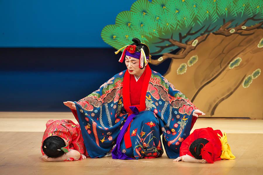 ユネスコ無形文化遺産 特別展 体感! 日本の伝統芸能―歌舞伎・文楽・能楽・雅楽・組踊の世界― 東京国立博物館-5