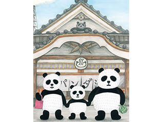 ぼくと わたしと みんなの tupera tupera 絵本の世界展