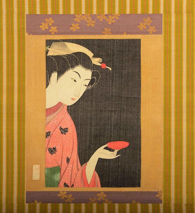 特別展 小村雪岱スタイル -江戸の粋から東京モダンへー 三井記念美術館-2