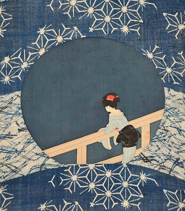 特別展 小村雪岱スタイル -江戸の粋から東京モダンへー 三井記念美術館-1
