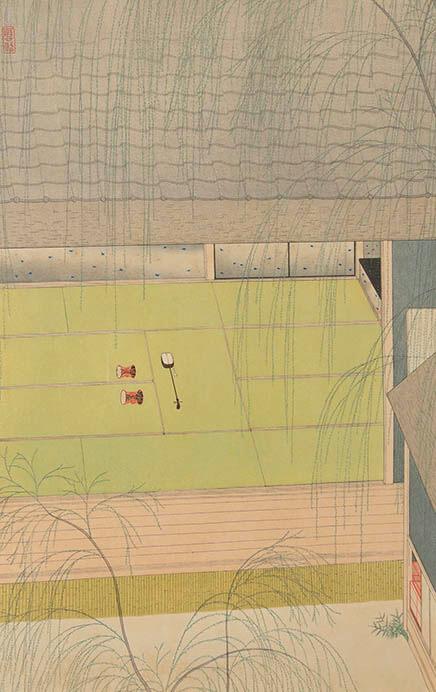 特別展 小村雪岱スタイル -江戸の粋から東京モダンへー 三井記念美術館-3
