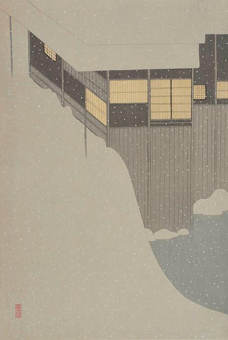 特別展 小村雪岱スタイル -江戸の粋から東京モダンへー 三井記念美術館-4