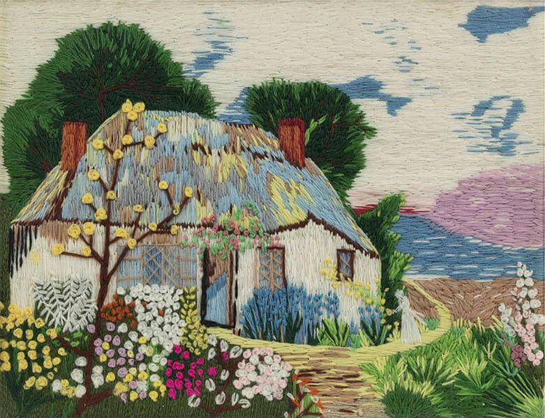 生誕160年記念 グランマ・モーゼス展―素敵な100年人生 世田谷美術館-6