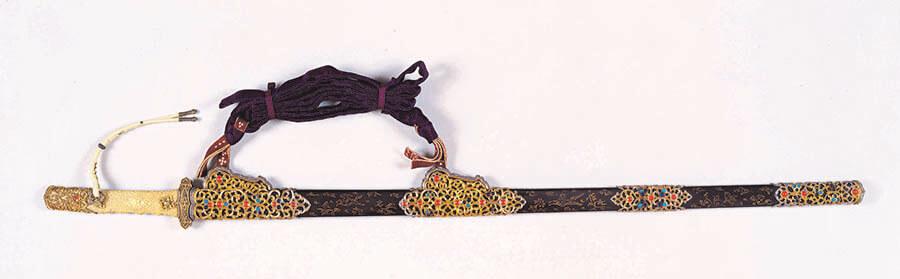 御大典記念 特別展 よみがえる正倉院宝物 ─再現模造にみる天平の技 九州国立博物館-10