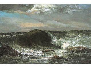 クールベと海 フランス近代 自然へのまなざし