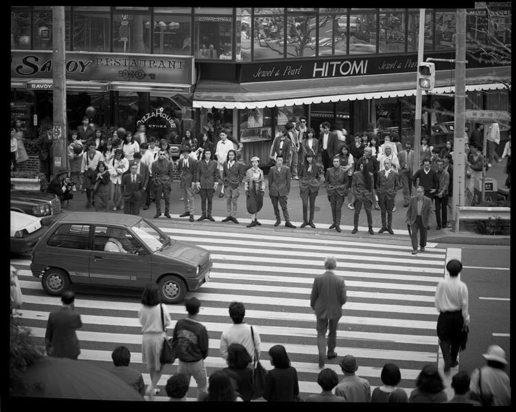 ファッション イン ジャパン 1945-2020―流行と社会 国立新美術館-12