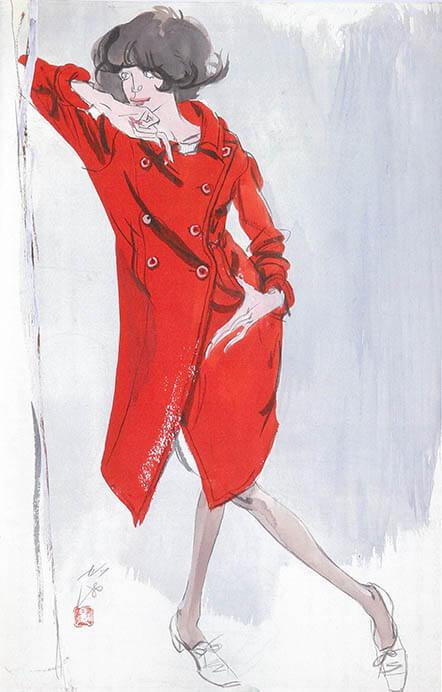 ファッション イン ジャパン 1945-2020―流行と社会 国立新美術館-4
