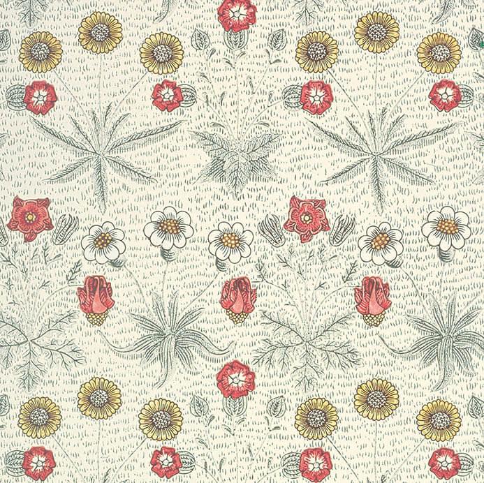 ウィリアム・モリス 原風景でたどるデザインの軌跡 宮城県美術館-1