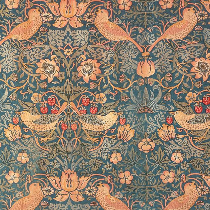 ウィリアム・モリス 原風景でたどるデザインの軌跡 宮城県美術館-2