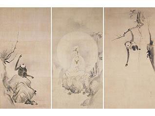 企画展「いのりの四季-仏教美術の精華」