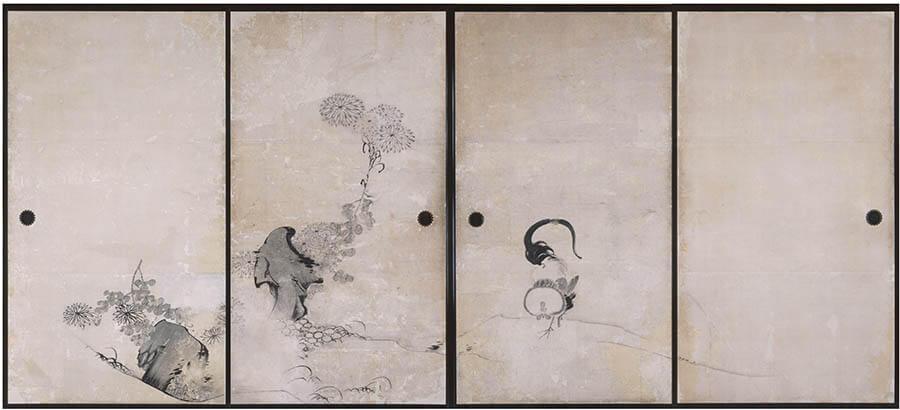 企画展「若冲と近世絵画」 相国寺承天閣美術館-3