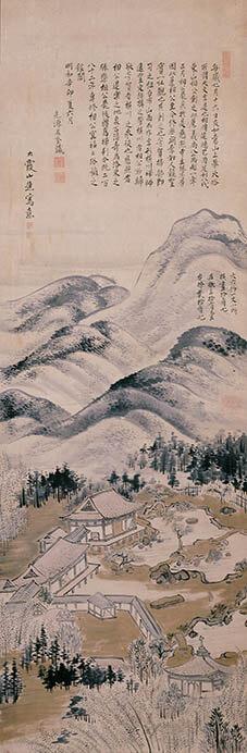 企画展「若冲と近世絵画」 相国寺承天閣美術館-5