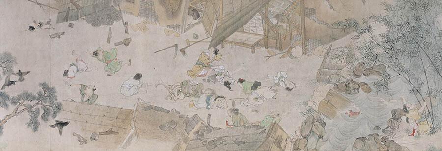 企画展「若冲と近世絵画」 相国寺承天閣美術館-6