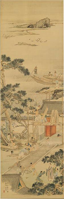 悲運の画家たち 嵯峨嵐山文華館-10